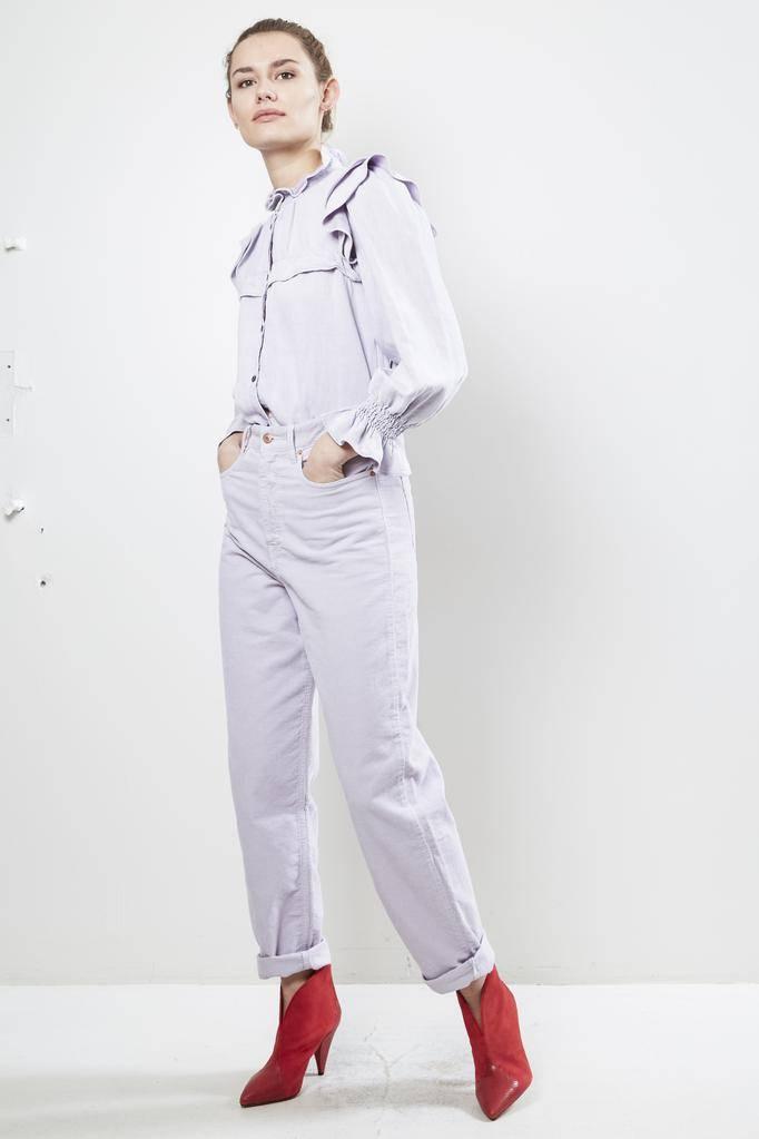 Etoile Isabel Marant CORSY CORDUROY Trouser
