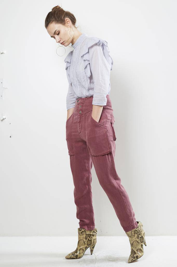 Etoile Isabel Marant LAGO NEW FLOU Trouser