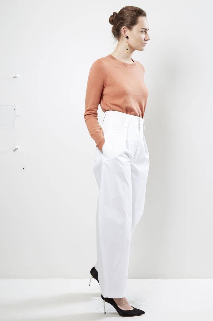 Etoile Isabel Marant ODRYS MODERN POPLIN trousers