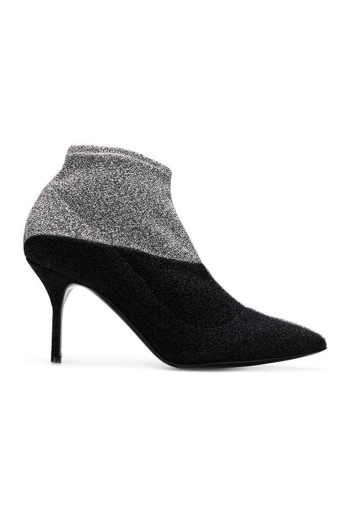 Pierre Hardy - KELLY BOOTS ANKLE BOOT 80 MM KNITTED FABRIC
