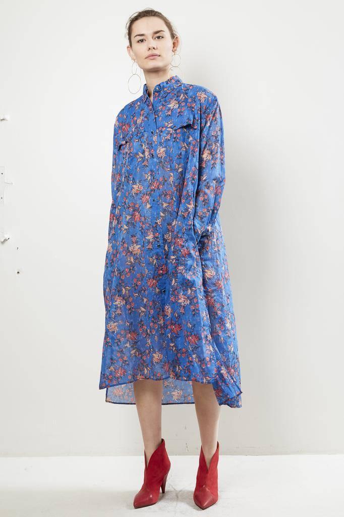 Etoile Isabel Marant ELIANE PRINTED COTTON Dress