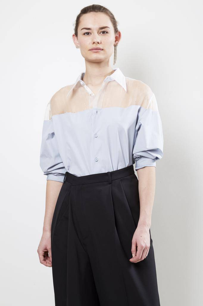 Maison Margiela Cotton Poplin shirt