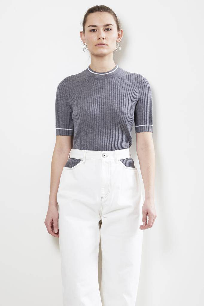 Maison Margiela short sleeve pullover