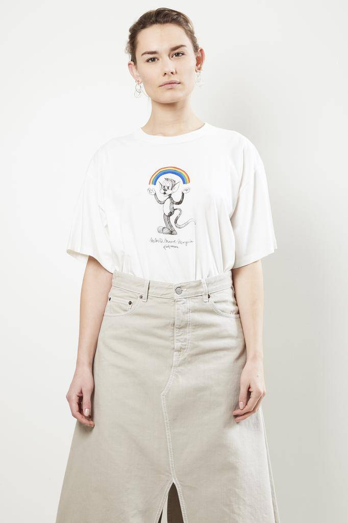 MM6 T-Shirt Jersey