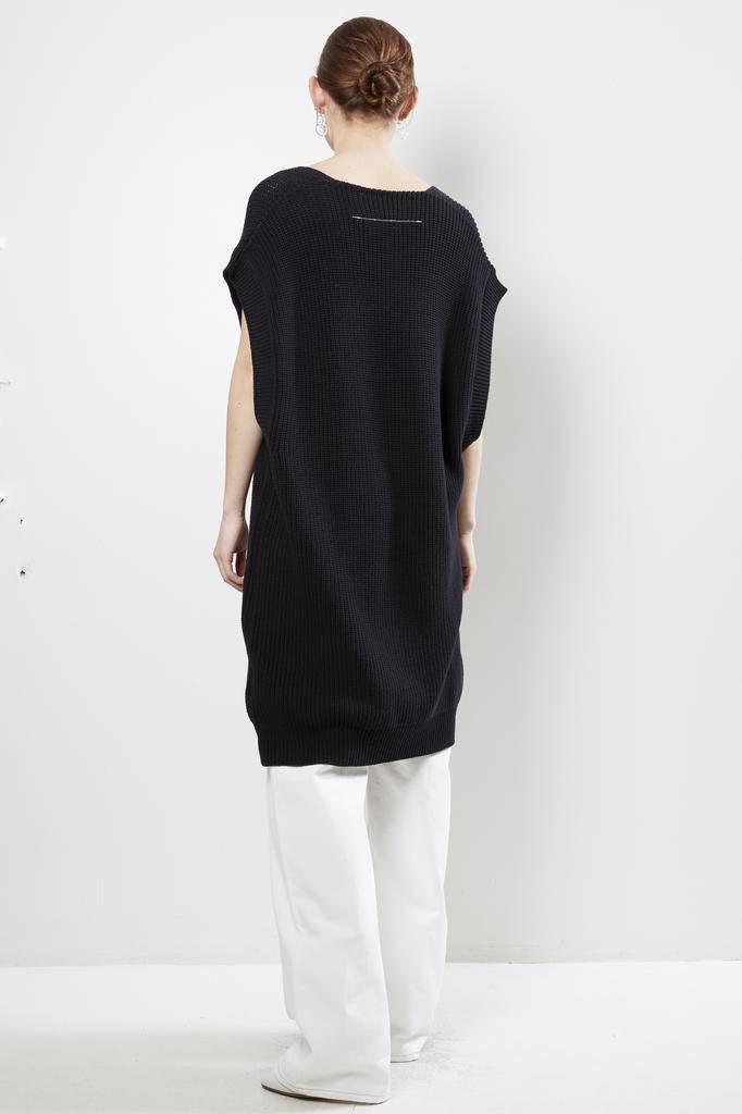MM6 - Gauge 3/Punto pannocchia sweater