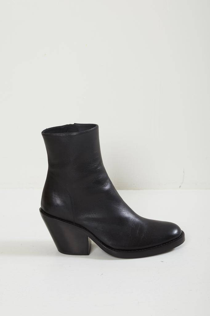 Ann Demeulemeester VITELLO FINE LEATHER BOOTS