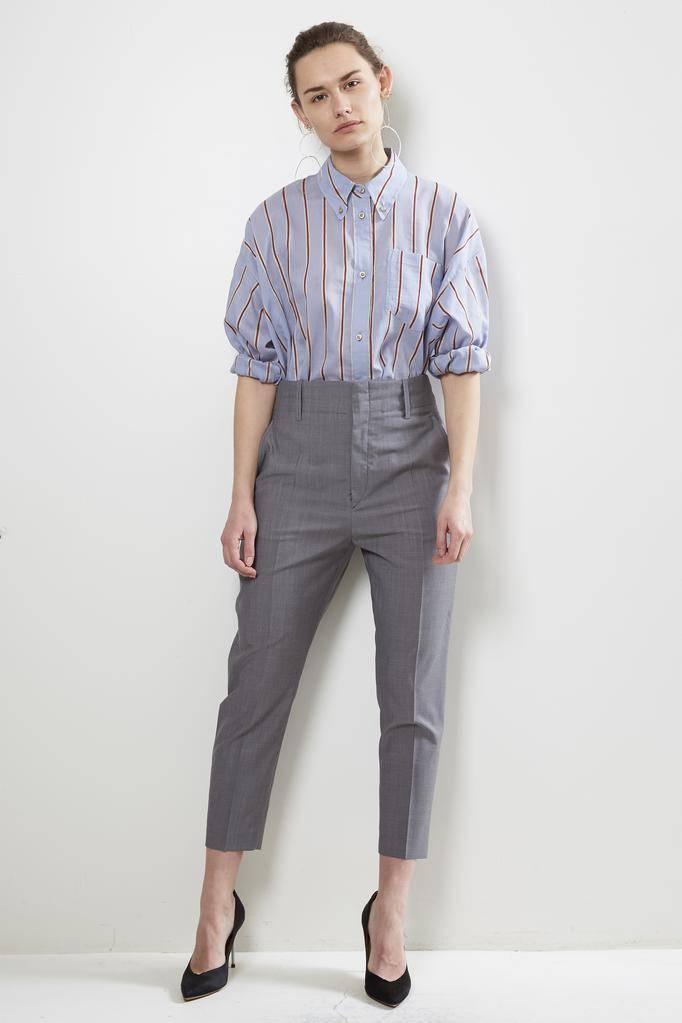 Etoile Isabel Marant NOAH SUPER 100 Trouser