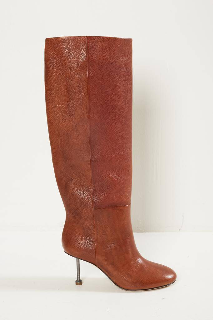 Maison Margiela long leather boots