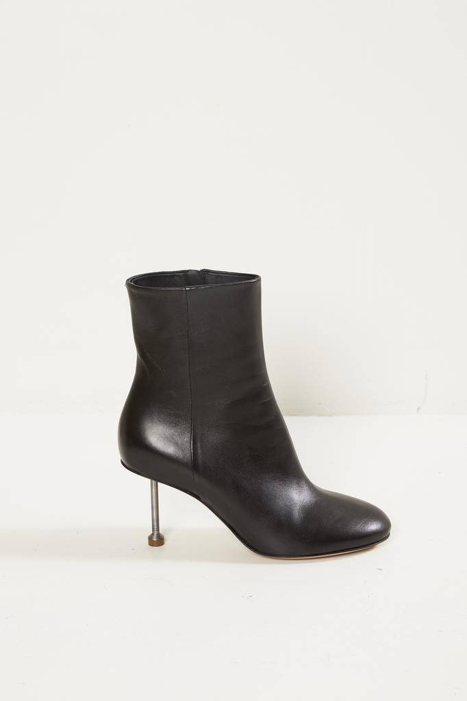 Maison Margiela short leather boots