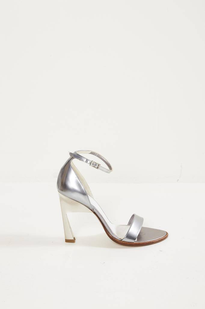 Maison Margiela laminated leather sandals