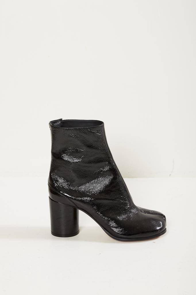 Maison Margiela naplack tabi boots