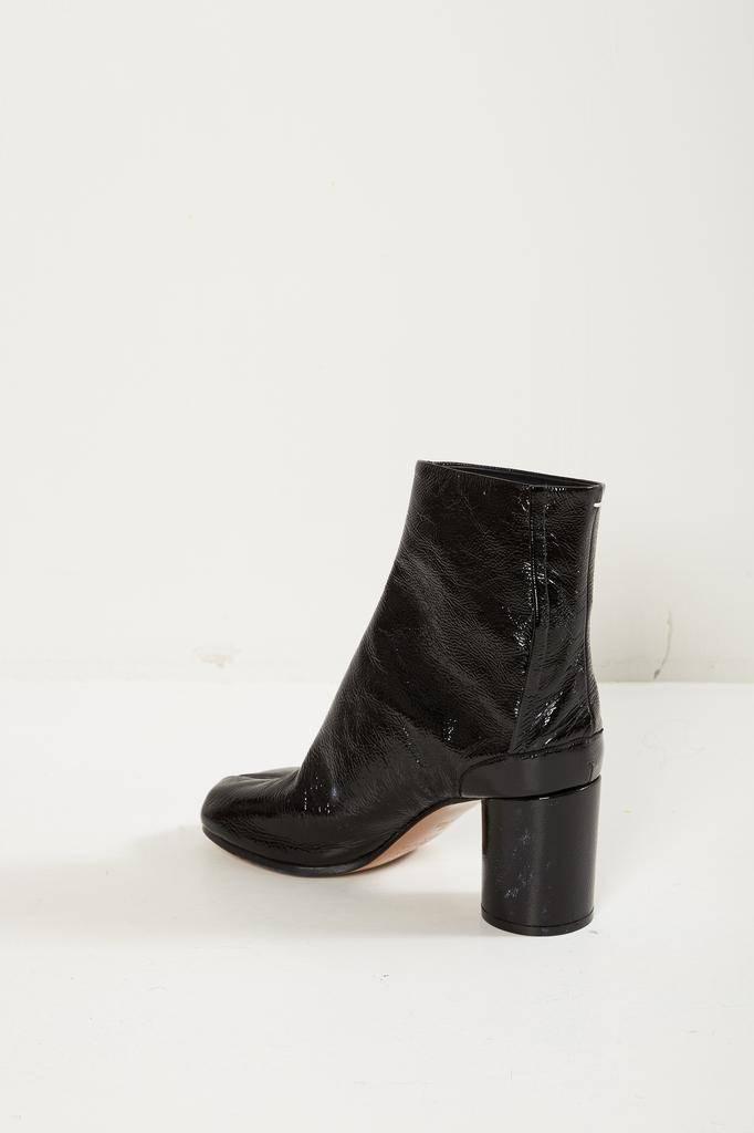 Maison Margiela - naplack tabi boots