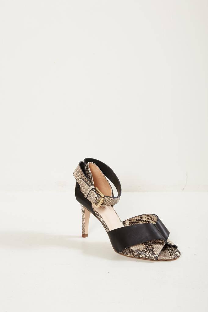 Morobé - nimes phyton sandals