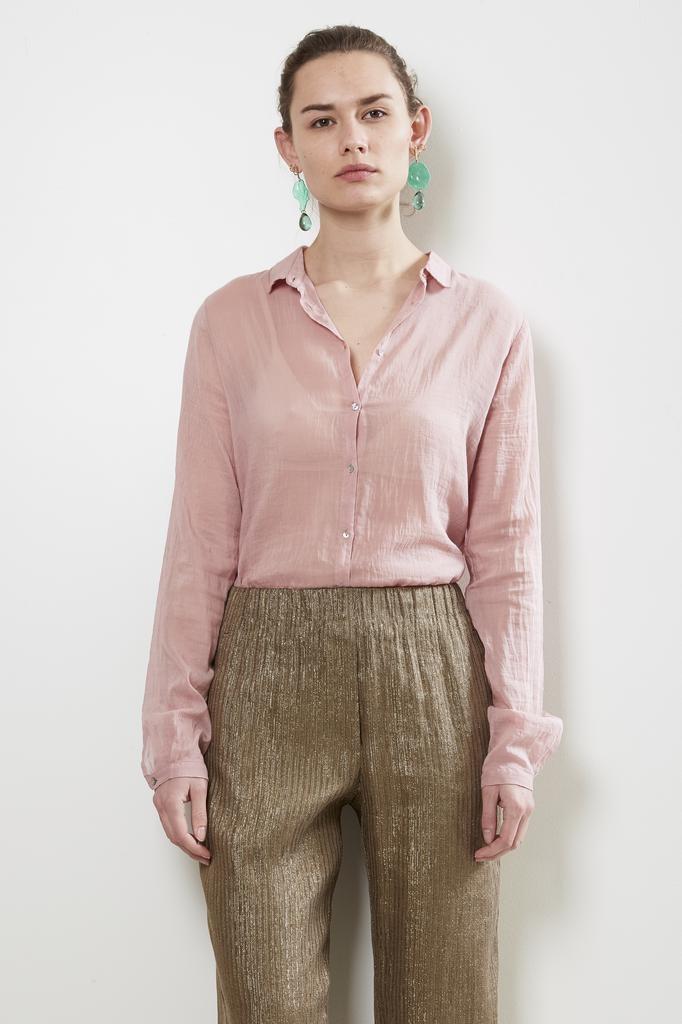 Forte Forte silk cotton shirt