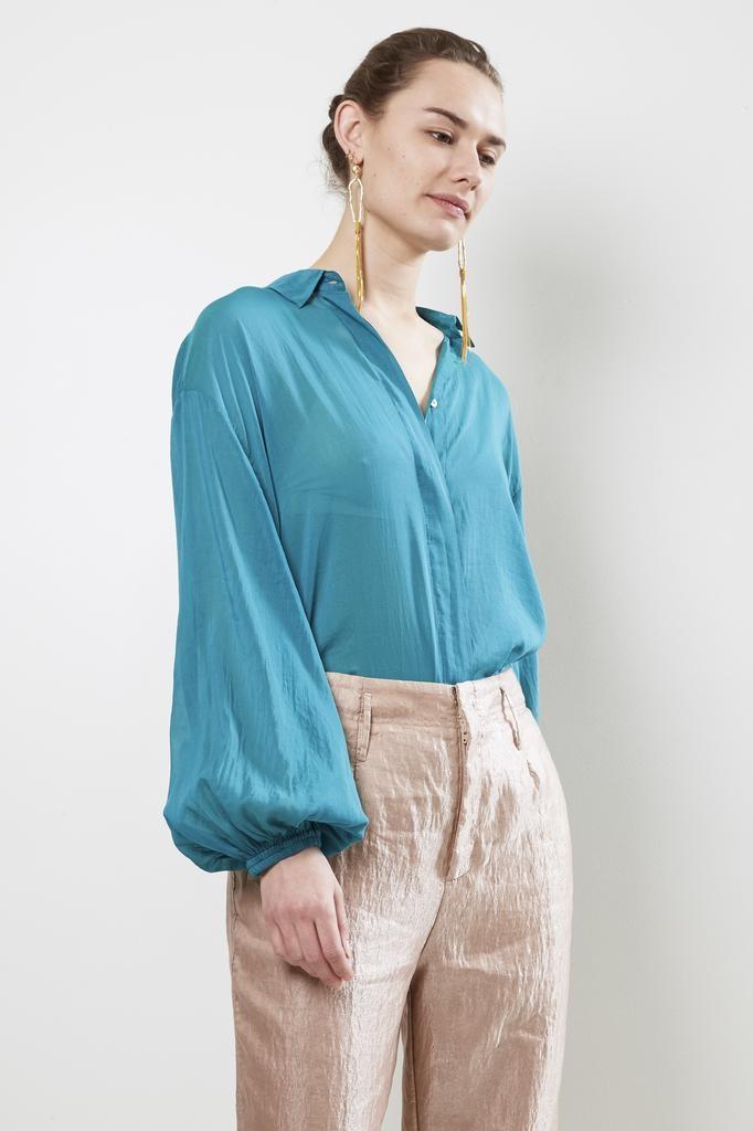 Forte Forte cotton silk voile shirt
