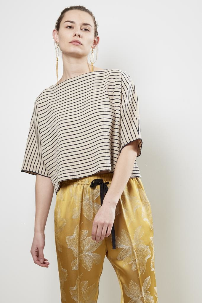 Forte Forte classic striped T-shirt