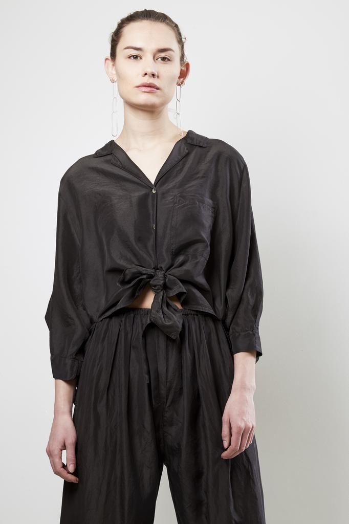 Forte Forte habotai silk shirt