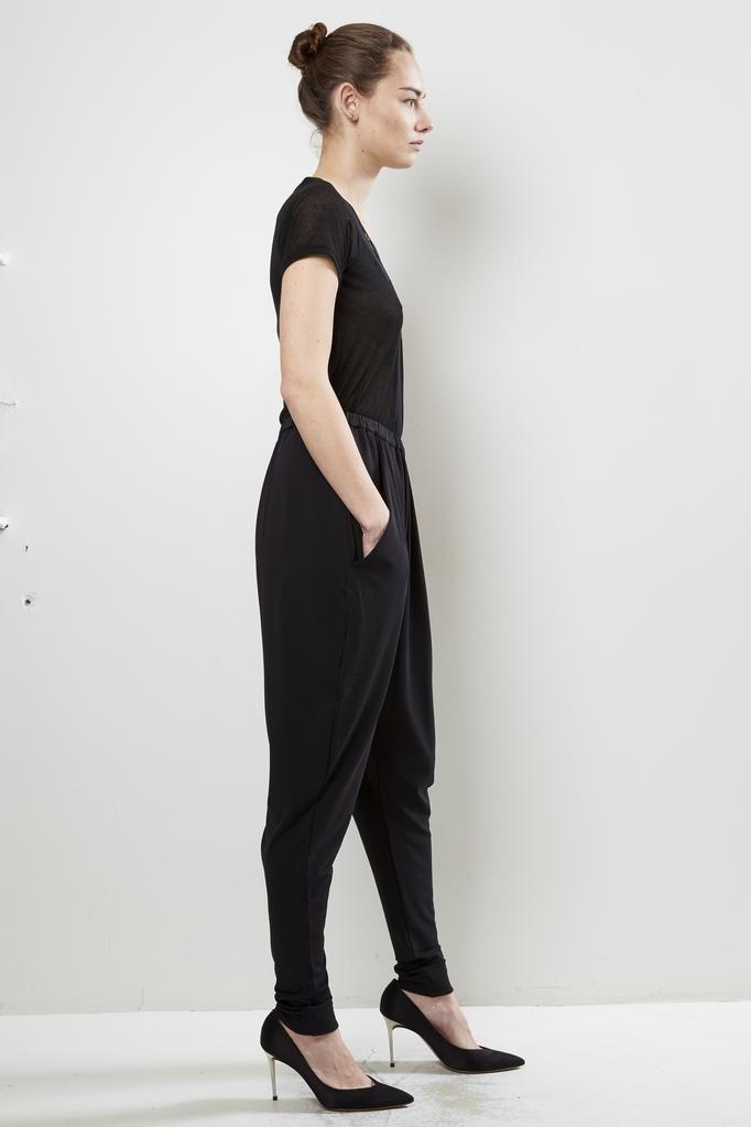 Isabel Marant MARIAN EVENING JERSEY TROUSERS