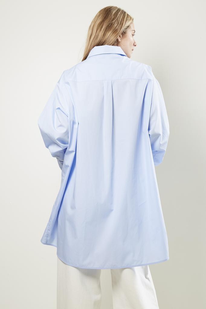 Frenken - double placket shirt