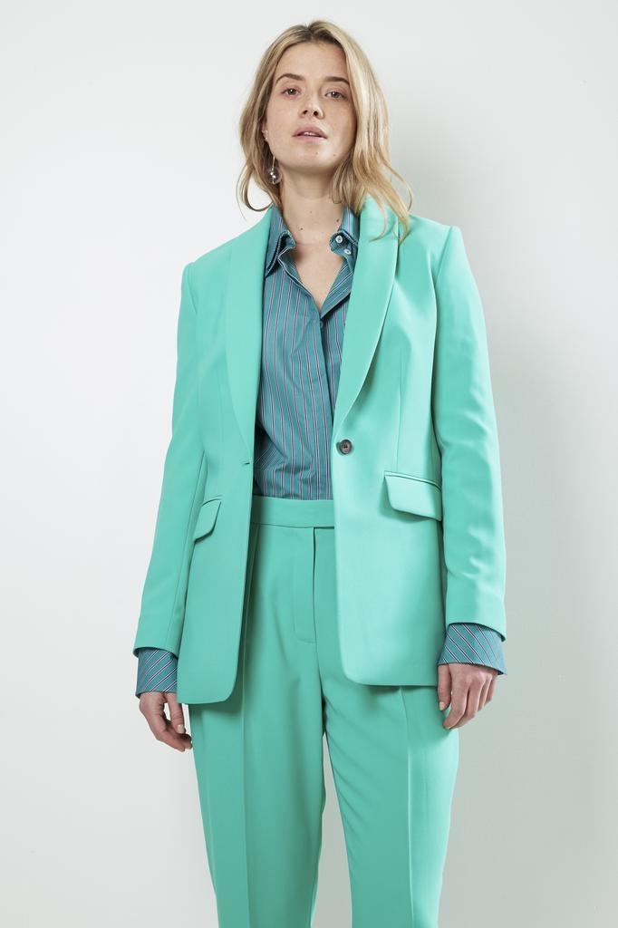 Frenken pastel summer suit blazer