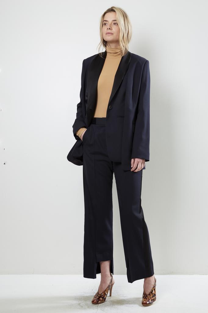 Frenken - unmatched basic suiting pant
