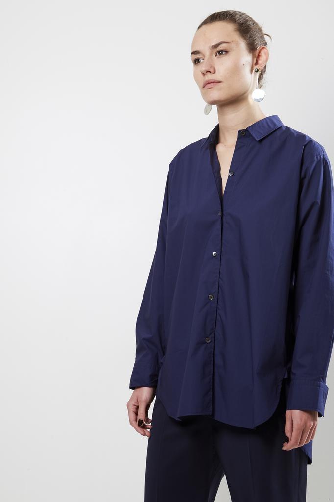 Sofie d'Hoore becket cotton poplin shirt