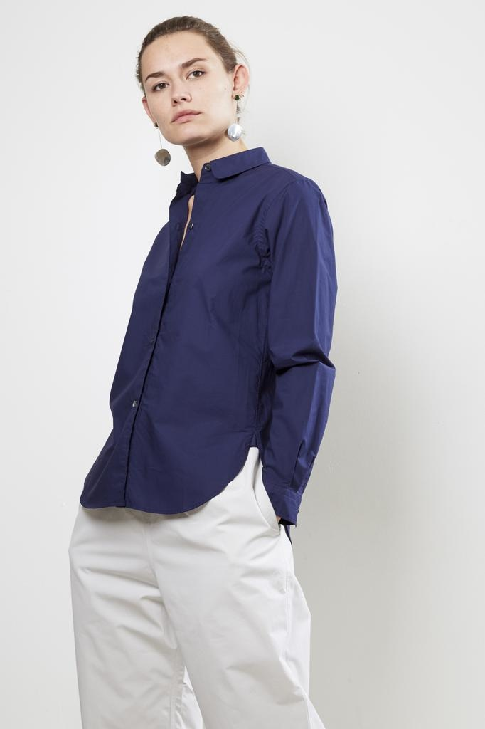 Sofie d'Hoore berkeley cotton poplin shirt