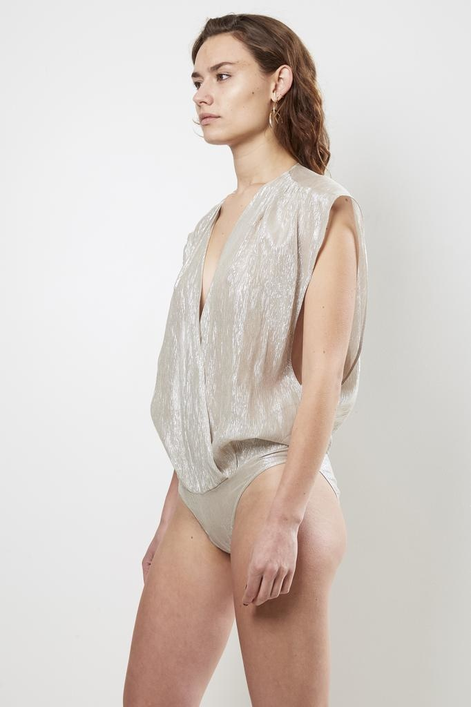 inDRESS - sparkling silk body