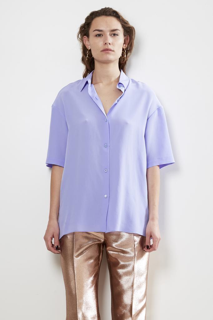 inDRESS 100% silk shirt