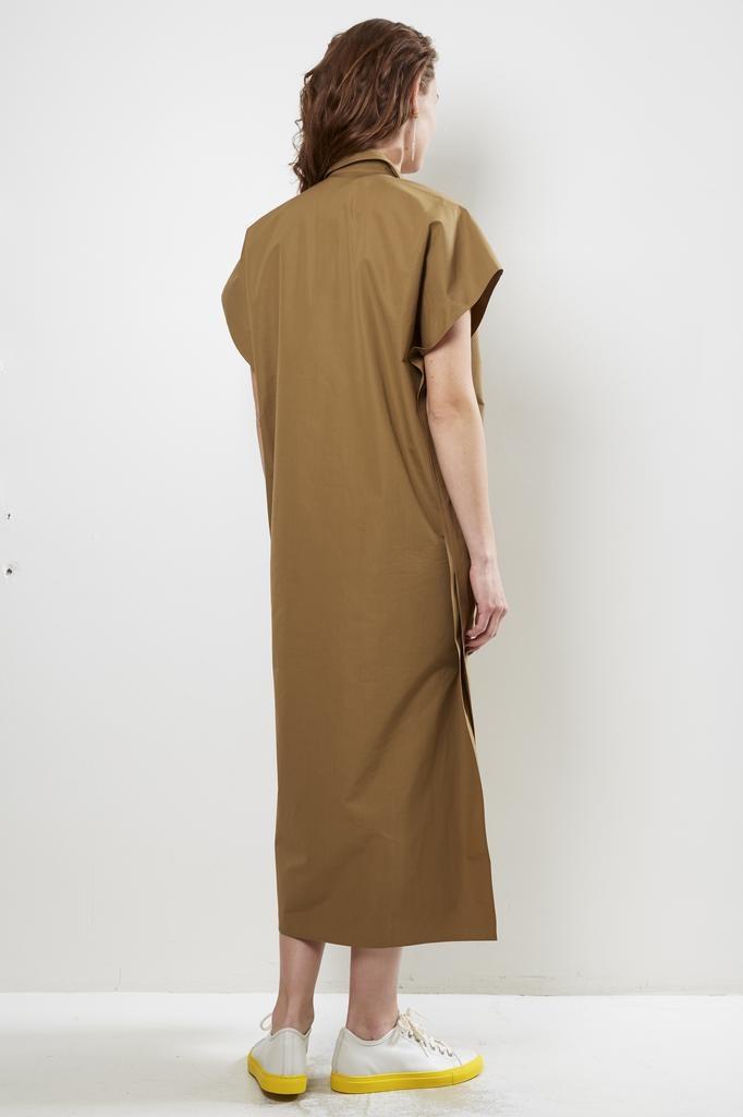 Sofie d'Hoore dada cotton superpoplin dress