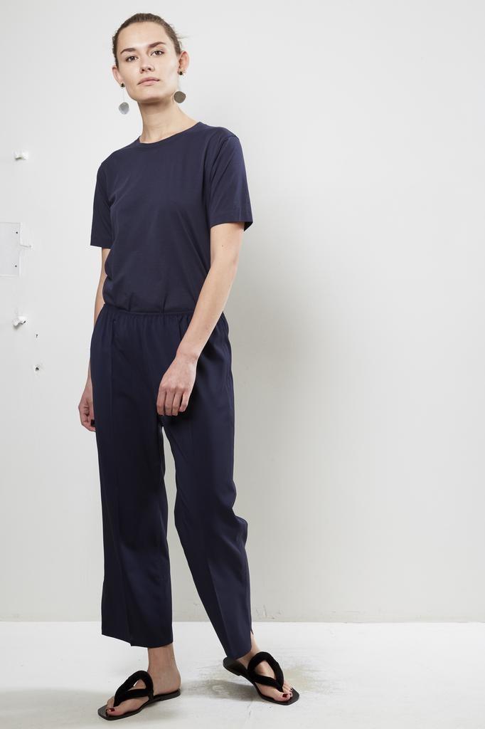 Sofie d'Hoore pica super 120 virgin wool trousers