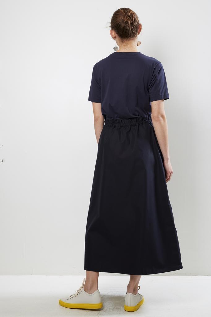 Sofie d'Hoore - serra cotton superpoplin skirt