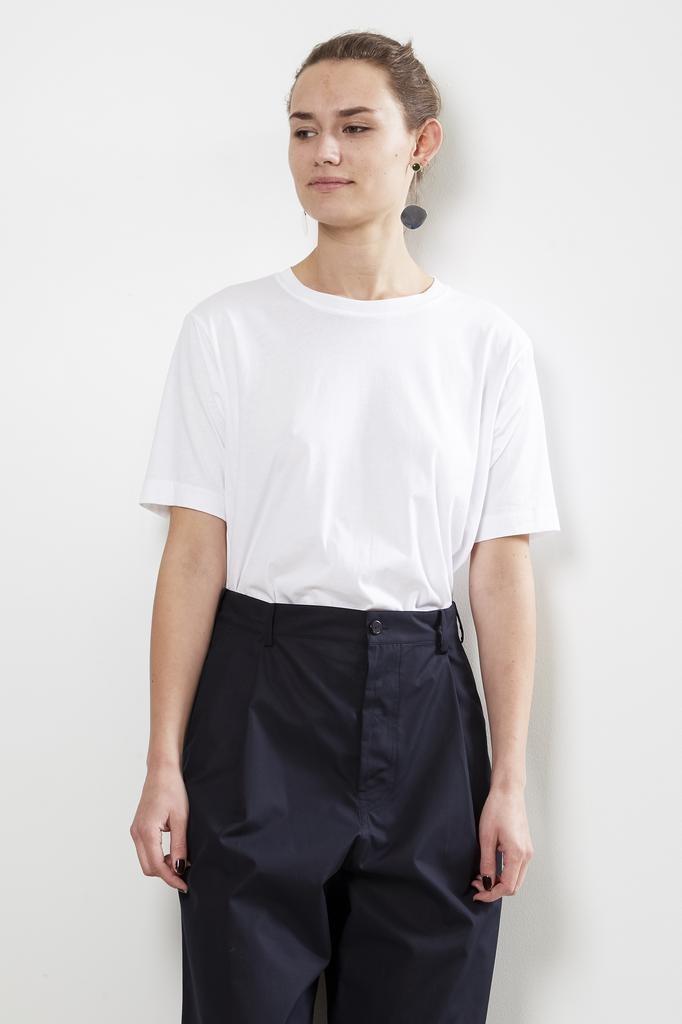 Sofie d'Hoore tia fine cotton jersey t-shirt