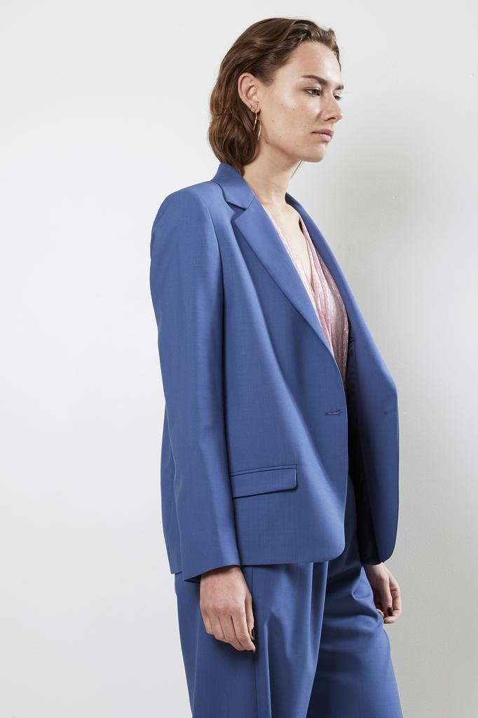 inDRESS english wool jacket