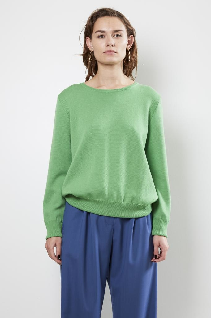 inDRESS MERINOS WOOL SWEATER