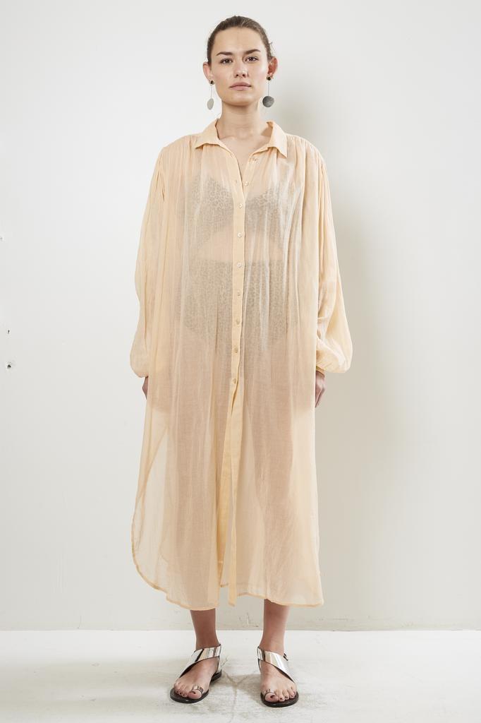 oscar shirt dress
