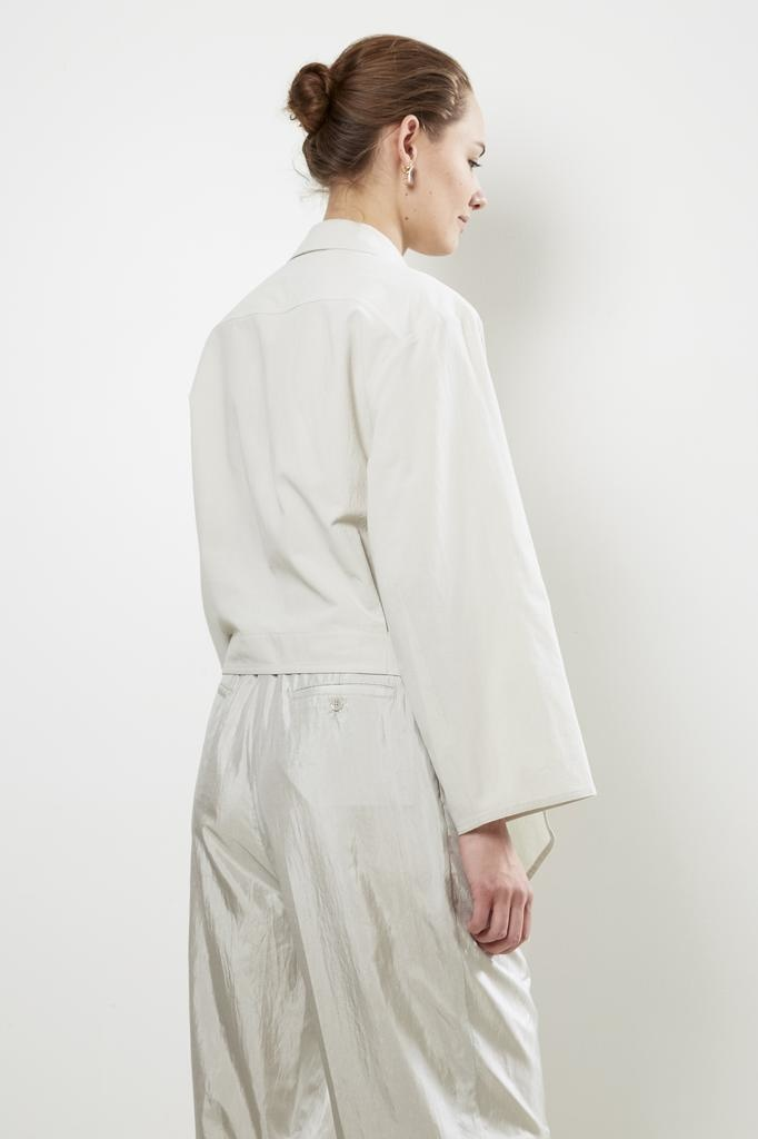 Lemaire - KNOTTED BLOUSON