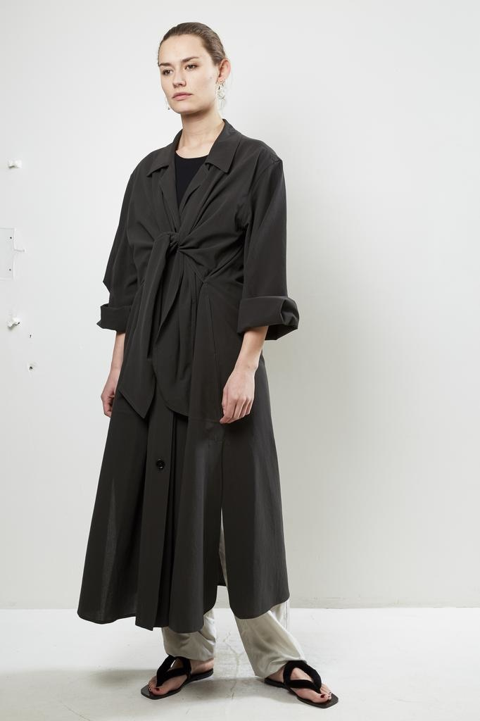 Lemaire KNOTTED TRENCH