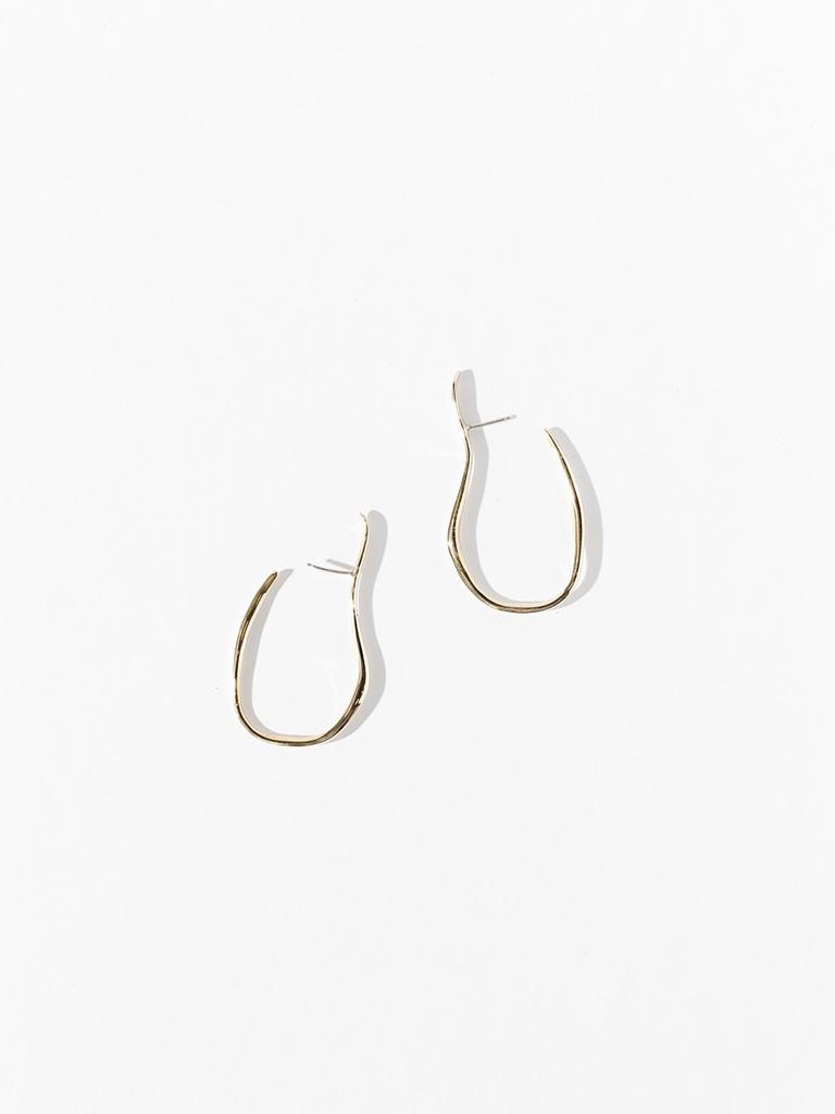 Faris Vinea hook earrings