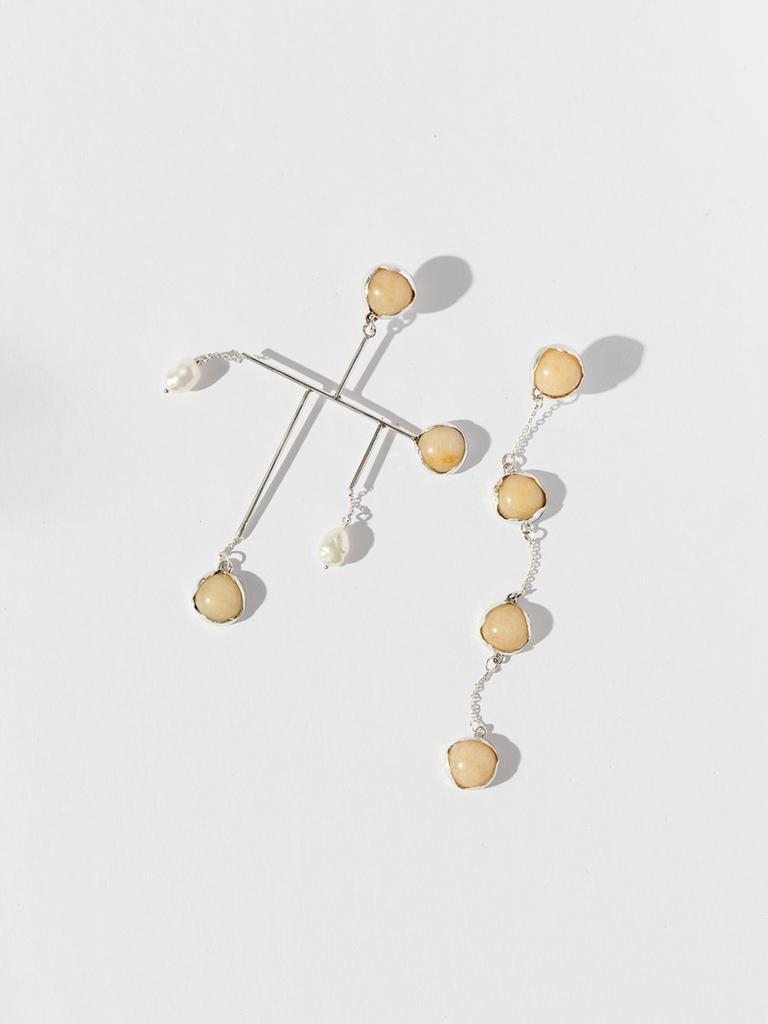 Faris - OVO mobile earrings