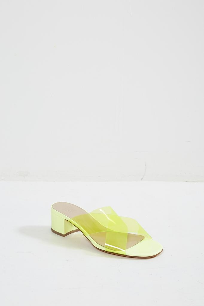 Maryam Nassir Zadeh - Lauren plastic slide