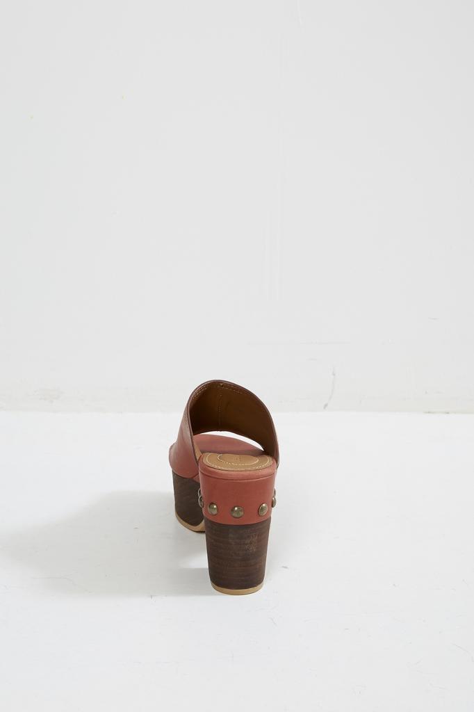 See by Chloé - NATURAL CALF platform sandals