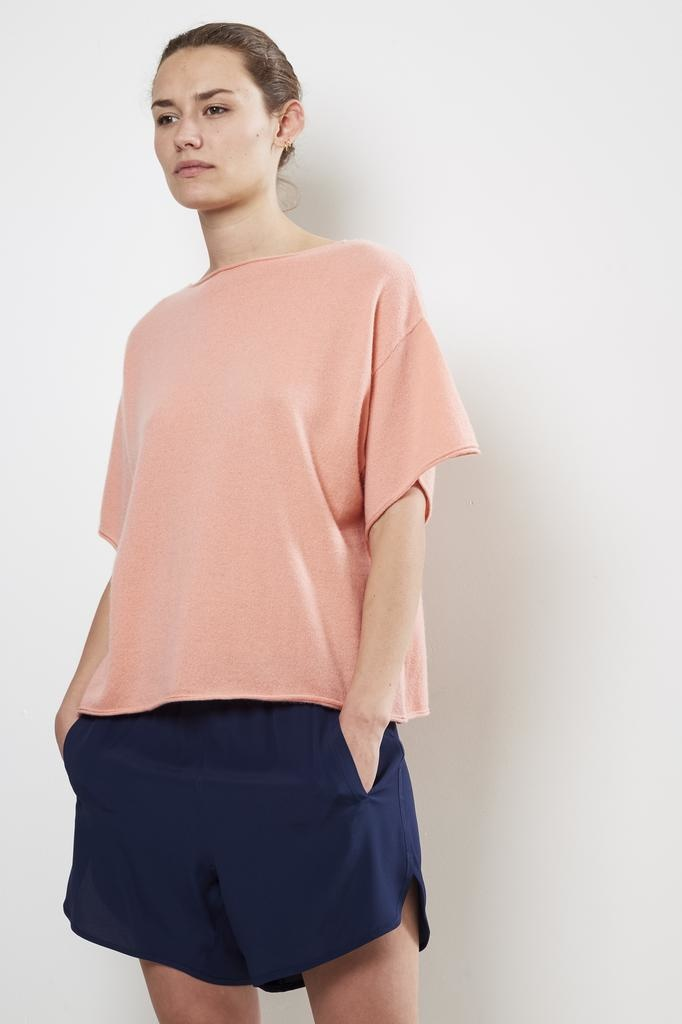 extreme cashmere - nº40 tee 100% cashmere