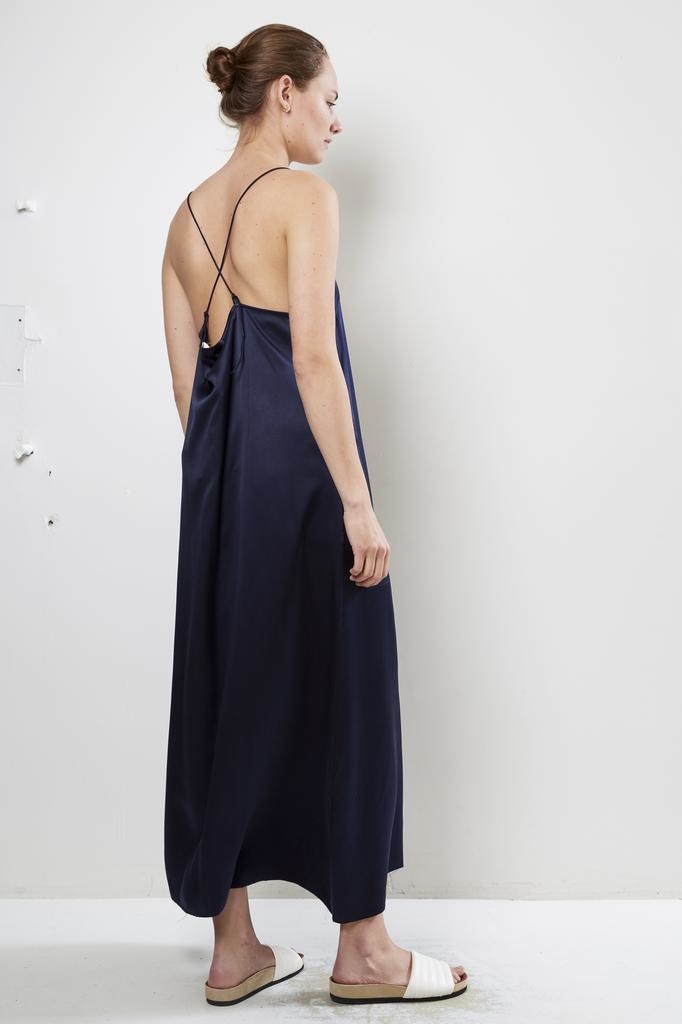 extreme cashmere Nº50 pina long dress