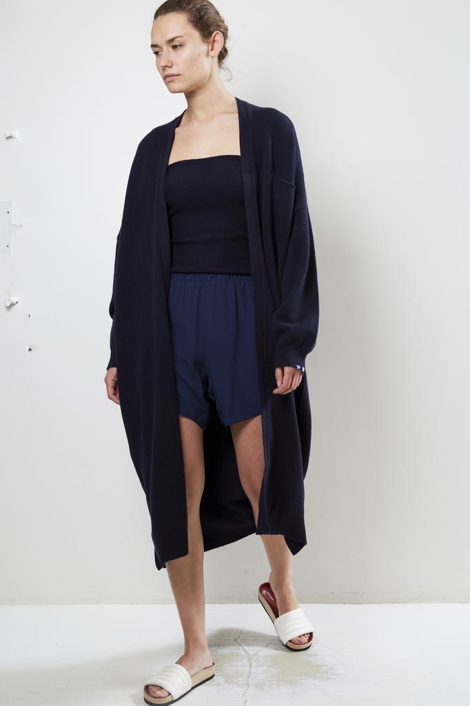 extreme cashmere Nº61 koto long version cardigan
