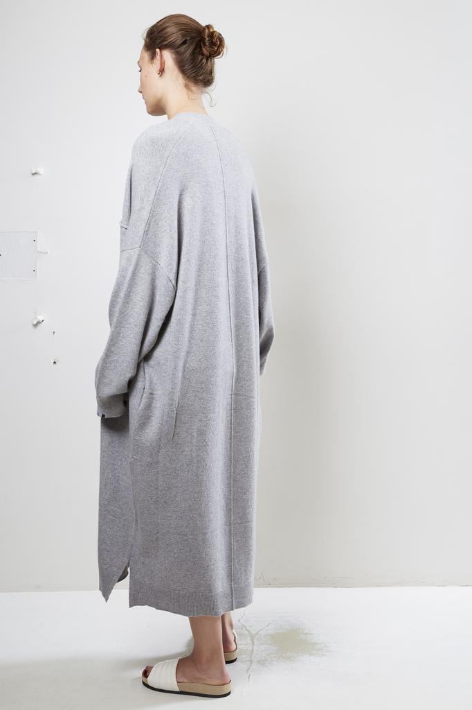 extreme cashmere - Nº61 koto long version cardigan