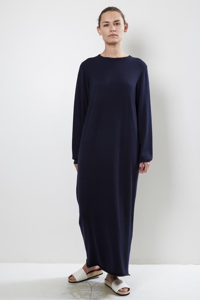 extreme cashmere Nº95 tiamo long dress