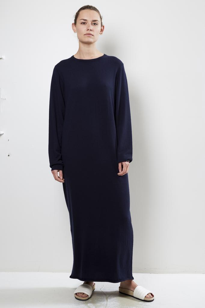 extreme cashmere - Nº95 tiamo long dress