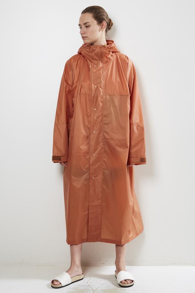 Susan Bijl - raincoat horse