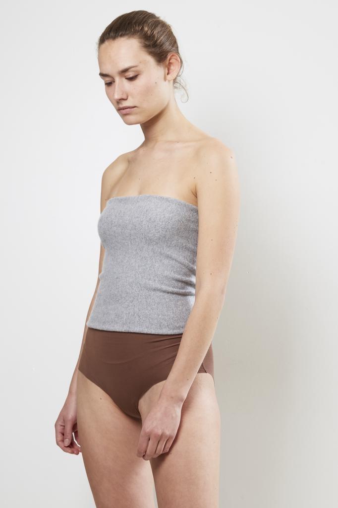 extreme cashmere - Nº8 rectangle shaped belt